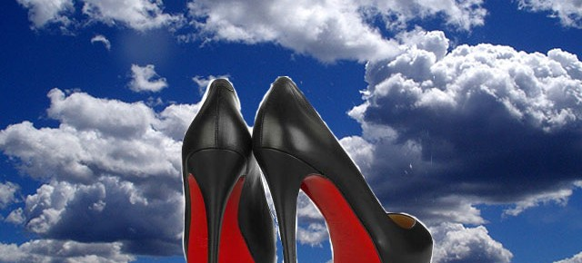 The Higher the Heels, The Closer to Heaven