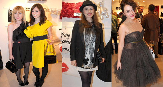 Brits Do It First in Lanvin for H&M and Look Fabulous!