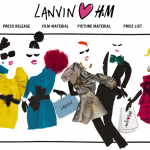 Lanvin for H&M Price list