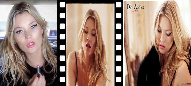 GET THE LOOK: Kate Moss' Dior Addict Cat Eyes