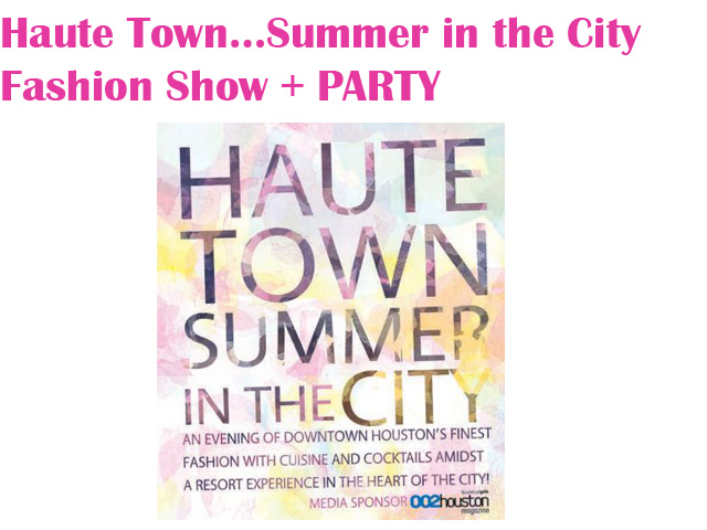 Haute Town Summer in the City