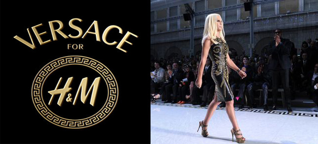 Versace for H&M Fall 2011