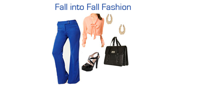 Fall into Fall Fashion