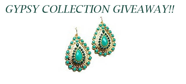 Fashionably Broke + Gypsy Collection Giveaway!!!