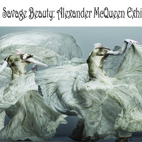 Alexander McQueen Exhibition at the Met