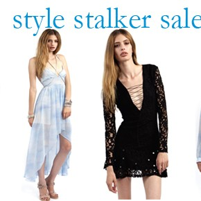 Oh, Snap! Style Stalker Sale and then some!