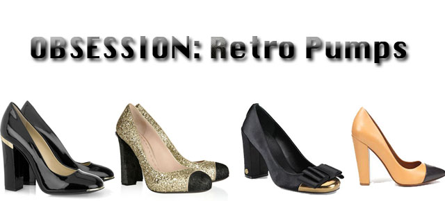 Obsession: Retro Pumps