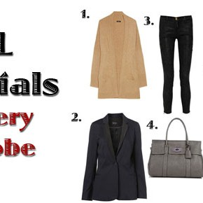 FALL Essentials - For Every Wardrobe