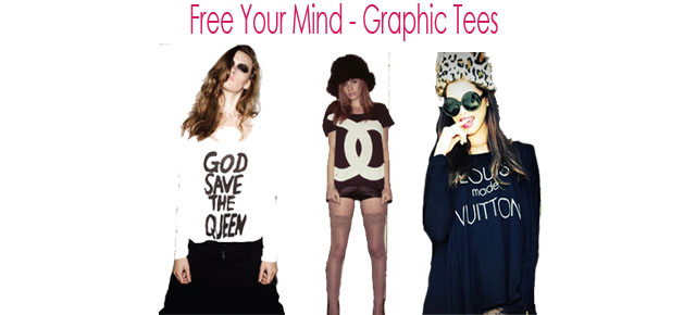 Free Your Mind - Graphic Tees