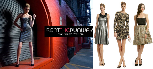 Rent The Runway - Designer Party Frocks