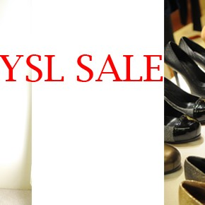 Your Personal Shopper - YSL SALE