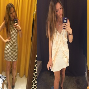 In Search of THE Birthday Dress