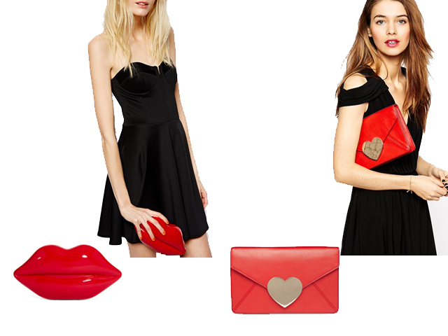Kate Spade New York Over the Moon Rocket Clutch Moschino Cheap and Chic Bone Clutch, pixie market, jump from paper, katy perry, kate moss, lulu guinness